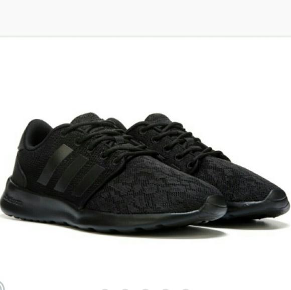le adidas donne nuove scarpe da ginnastica poshmark cloudfoam qt racer